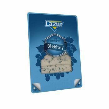 Lazur Ser pleśniowy Błękitny plastry 100 g