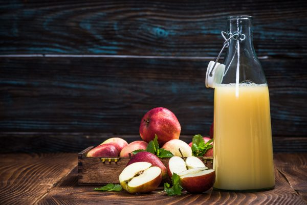 Sok tłoczony 100% Jabłko - Aronia 2l
