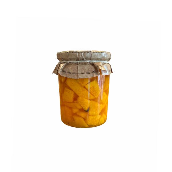Dynia z pomarańczą 500ml