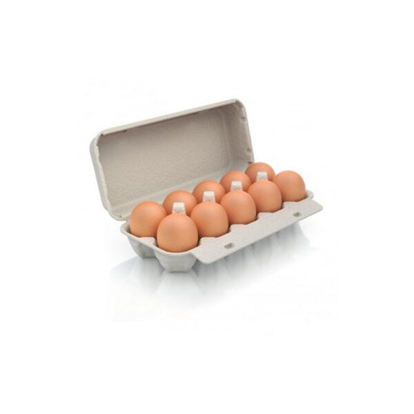 Jaja wiejskie rozmiar L 10szt.