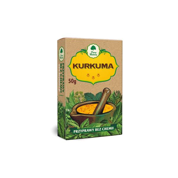 Kurkuma 50g - Dary Natury